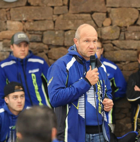 INTERVIEW DIDIER VALADE – TEAM MANAGER : SHERCO ACADEMY