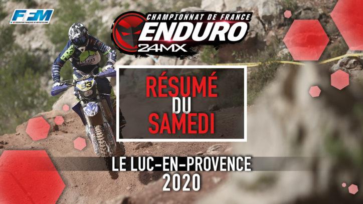 // RESUME DU SAMEDI – LE LUC EN PROVENCE (83)  //