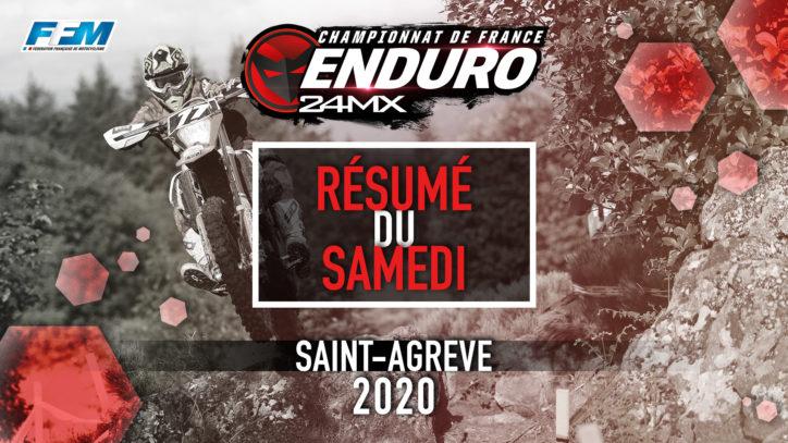 // RESUME DU SAMEDI – SAINT AGREVE (07)  //