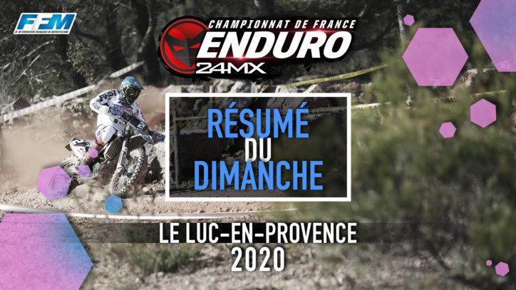 // RESUME DU DIMANCHE – LE LUC EN PROVENCE (83)  //