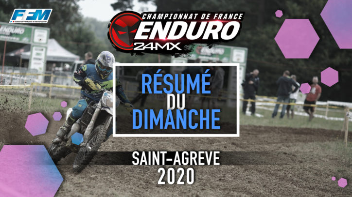 // RESUME DU DIMANCHE – SAINT AGREVE (07)  //