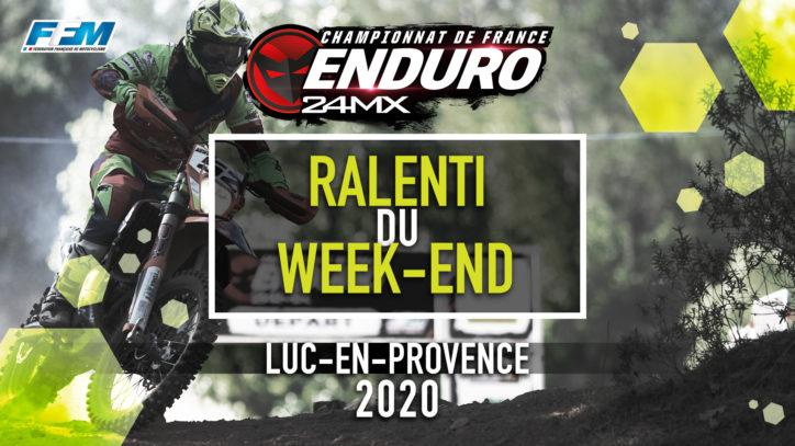 // RALENTI DU WEEKEND – LE LUC EN PROVENCE (83)  //