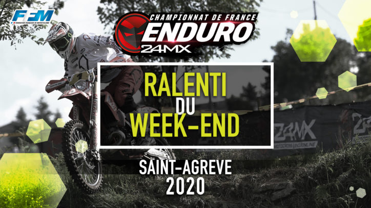 // RALENTI DU WEEKEND – SAINT AGREVE (07)  //