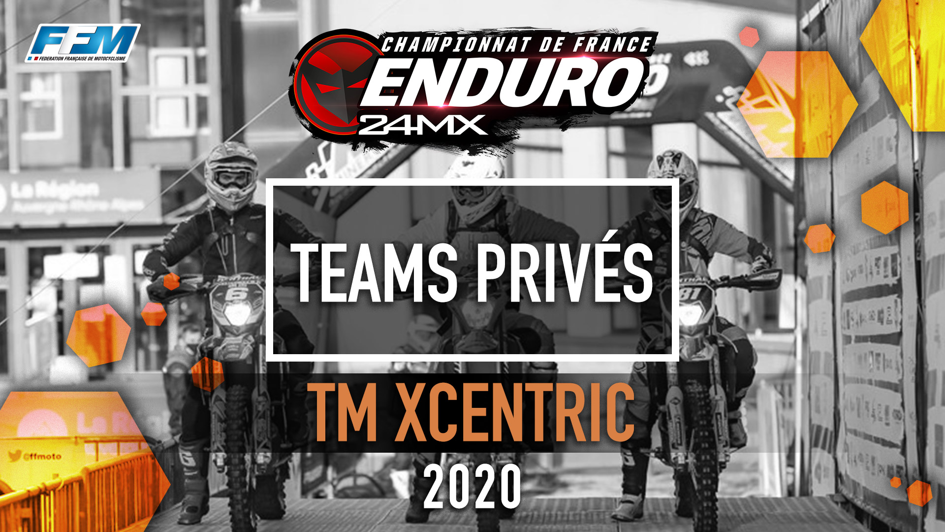 // TEAMS PRIVÉS – TM XCENTRIC //