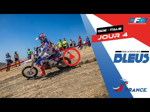 ISDE 2021 – JOUR 4